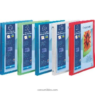 Comprar Carpetas anillas personalizables 389521(1/12) de Exacompta online.