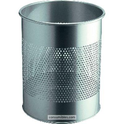 Comprar Papeleras metalicas 389660 de Durable online.