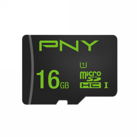 PNY MICROSD 16GB CL10 HIGH PERFORMANCE