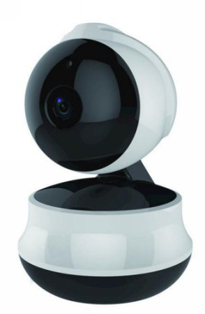 BLUESTORK CAMARA IP, HD H264 VISION NOCTURNA ROTATORIA- CLOUD HD (CAM-R-HD-SER)