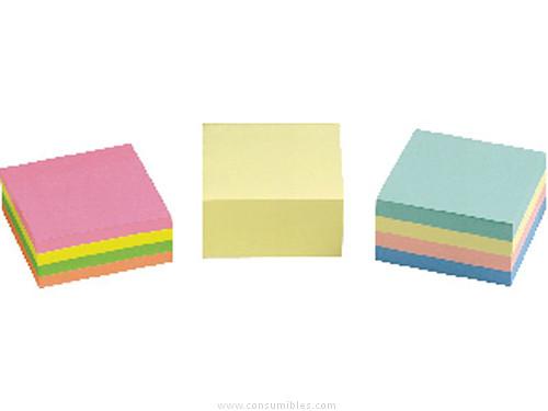 Comprar Cubos de notas Post-it 397980 de 5 Estrellas online.