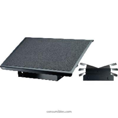 Comprar Reposapies Metalico 399738 de Fellowes online.