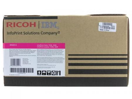 Comprar cartucho de toner alta capacidad 39V0312 de IBM online.