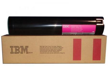 Cartucho de toner CARTUCHO DE TÓNER MAGENTA IBM TYPE-4957