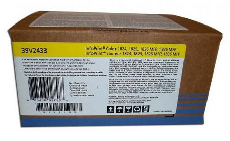 Comprar cartucho de toner 39V2433 de IBM online.