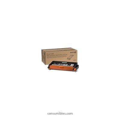CARTUCHO DE TONER NEGRO XEROX-TEKTRONIX 106R1391