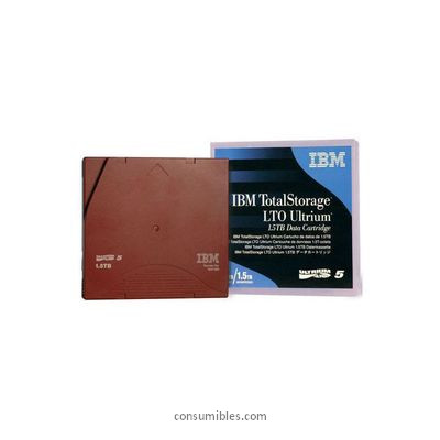 IBM LTO ULTRIUM 5 1,5TB CARTUCHO DE DATOS