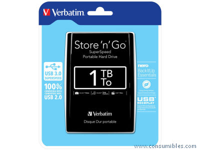 Comprar  403076 de Verbatim online.