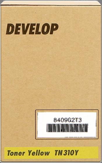Comprar cartucho de toner 40535050 de Develop online.