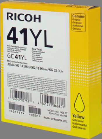 Comprar Tinta gel 405768 de Ricoh online.