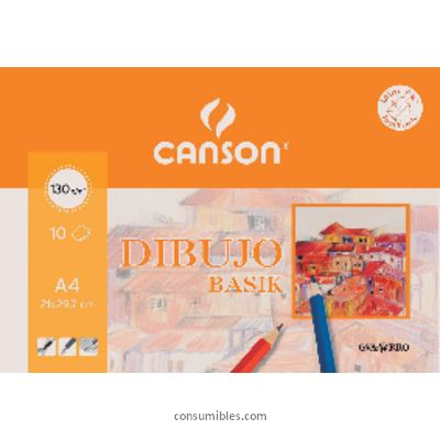 Comprar Bocs dibujo 406346 de Canson online.
