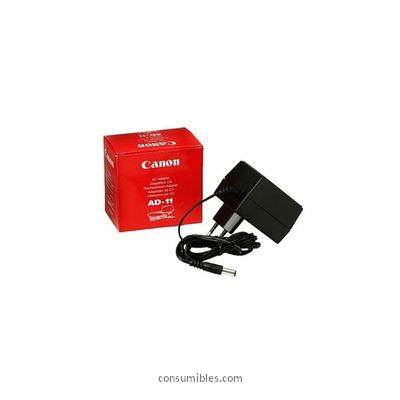 Calculadoras CANON ADAPTADOR AD-11 PARA CALCULADORA NEGRO 230 V INTERIOR 5011A003