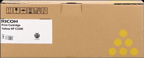 Comprar cartucho de toner 407643 de Ricoh online.