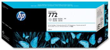 CARTUCHO DE TINTA GRIS CLARO 300 ML HP Nº 772