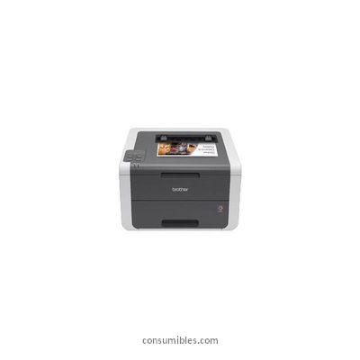 Impresoras laser o led BROTHER IMPRESORA LED COLOR HL3140CW 18PPM A4 2400DPI WIFI TN-328C