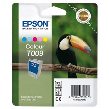 CARTUCHO DE TINTA COLOR 66 ML EPSON T009