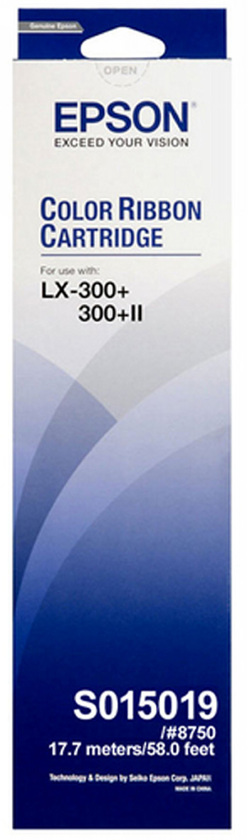 cinta negro Epson S015637