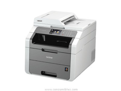 IMPRESORA MULTIFUNCION LASER LED COLOR DCP-9020CDW2400 X 600 PPP-18PPM-WIFI