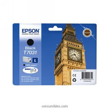 Comprar cartucho de tinta C13T70314010 de Epson online.