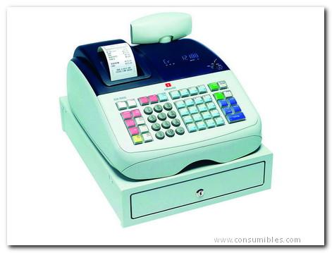 Cajas Registradoras OLIVETTI CAJA REGISTRADORA ECR6800 ALFANUMÉRICA 2 DISPLAYS C8010A