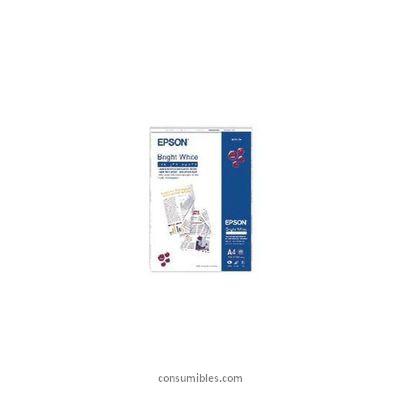 Papel especial Extra blanco doble cara Din A4 500 hojas Epson S041749