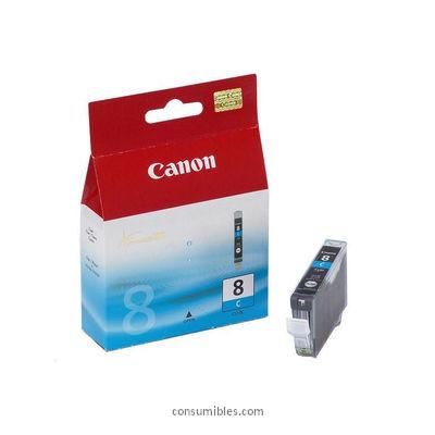 CARTUCHO DE TINTA CIAN 13 ML CANON CLI-8C