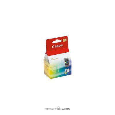CARTUCHO DE TINTA COLOR 12 ML CANON CL-41