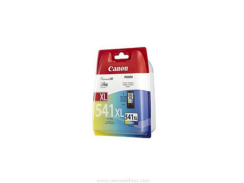 CARTUCHO DE TINTA COLOR ALTA CAPACIDAD CANON CL-541XL