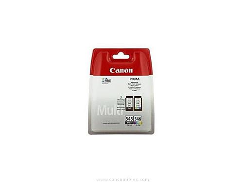 Comprar Pack 2 cartuchos de tinta 8287B006 de Canon online.