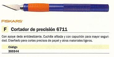 FISKARS VADES DE CORTE A3 SISTEMA METRICO PARTE SUPERIOR AUTOCICATRIZANTE 1003894