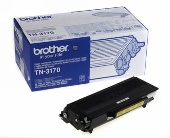 CARTUCHO DE TÓNER BROTHER TN-3170
