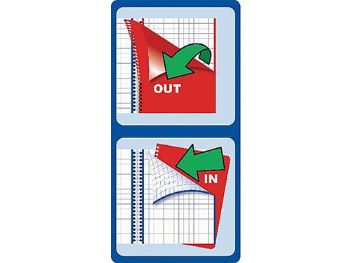 Comprar Cuadernos con espiral microperforados 754022(1/5) de Oxford online.