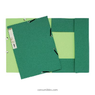 Comprar Carpetas con gomas carton 423377 de Exacompta online.