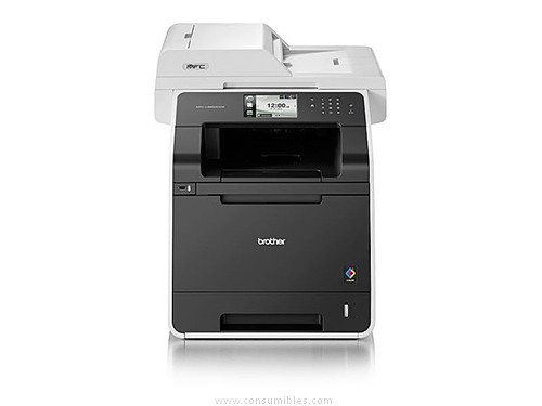 BROTHER IMPRESORA MULTIFUNCIÓN LASER MFC-L8850CDW COLOR 30PPM 2400X600DPI A4 MFCL8850CDW