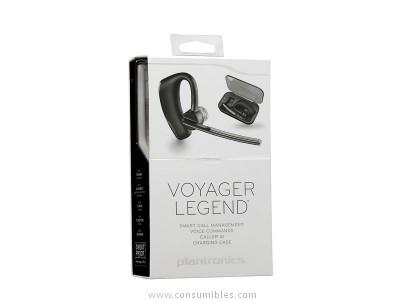 AURICULAR TELÉFONO MÓVIL VOYAGER LEGEND MONOAURAL GANCHO BLUETOOTH 3.0