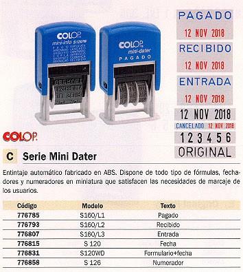 Comprar  776785 de Colop online.
