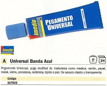 ENVASE DE 24 UNIDADES IMEDIO PEGAMENTO 35 ML 24UD 6304633