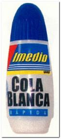 IMEDIO COLA BLANCA 1 KG 6304598