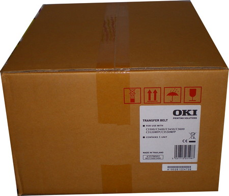 Comprar Cinturon de arrastre 43378002 de Oki online.