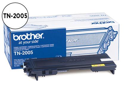 Comprar cartucho de toner TN2005 de Brother online.