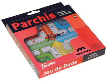 Comprar Parchis 43764 de Marca blanca online.