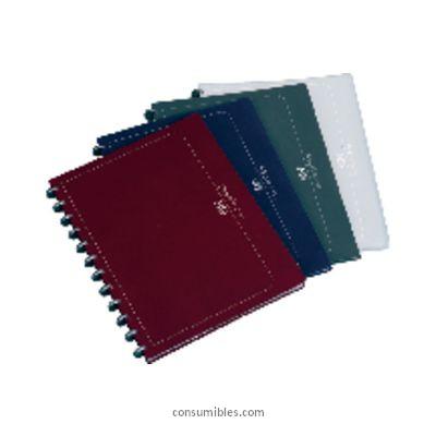 Comprar Carpetas fundas removibles 440924(1/10) de Elba online.