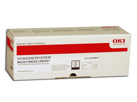 Comprar cartucho de toner 44469803 de Oki online.