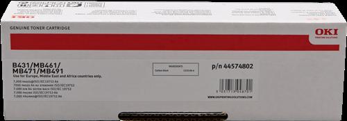 Comprar cartucho de toner 44574802 de Oki online.