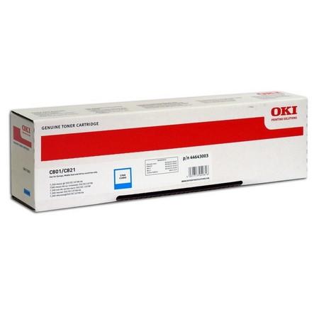 Comprar cartucho de toner 44643003 de Oki online.