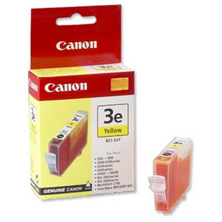 Cartuchos de tinta CARTUCHO DE TINTA AMARILLO CANON BCI-3EY