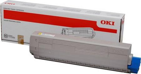 Comprar cartucho de toner 44844505 de Oki online.