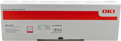 Comprar cartucho de toner 44844506 de Oki online.