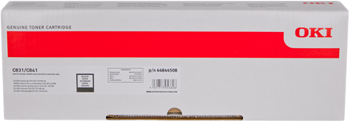 Comprar cartucho de toner 44844508 de Oki online.