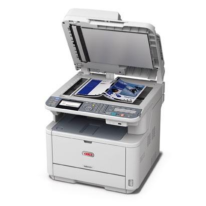 Impresoras láser o led IMPRESORA MULTIFUNCIÓN OKI LASER LED MONOCROMO MB491DN